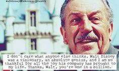 And the fact that he could make a living at it and support many other families too.  Amazing.  Thanks Walt!  You are missed.