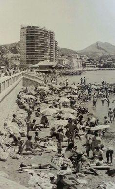 La malagueta #Málaga antigua