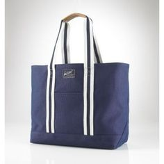 Ralph Lauren Canvas Tote Bag RLUHB022