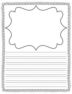 printable creative writing templates Free blank certificates - no registration choose from hundreds of free award templates.