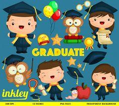 Graduation Clipart Clip Art Png School Owl