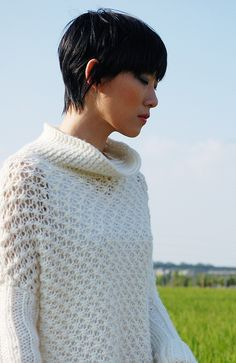 Oversize Sweater by ivy.leo, via Flickr