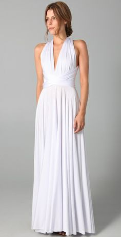 {Can't Afford It/Get Over It} 1970s Style Wedding Gowns for Under $1000