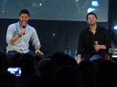 Supernatural JIB Convention: Jared, Jensen, Sebastian, Mishau0027s Resume,  Richard