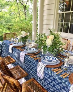 "1,648 Likes, 21 Comments - Linda Davis - Founder & Editor (@newenglandfineliving) on Instagram: ""Outdoor entertaining at its finest. #Repost @heatherchadduck ・・・ One last image from our GATHER…"""