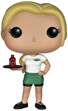 From the popularTrue BloodTV series! This True Blood Eric Northman Pop! Vinyl Figure features the human/fairy hybrid from the show measuring 3 3/4-Inch tall. Rendered in Funko's awesome Pop! Vinyl...