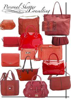 Bolsos rojos 2012