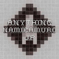 anything.namieamuro.jp