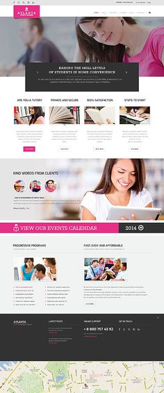 Template 50750 - Tv Channel Responsive Website Template ...