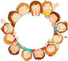 Find Vector Illustration Happy Kids Around Circular stock images in HD and millions of other royalty-free stock photos, illustrations and vectors in the Shutterstock collection. Happy Children's Day, Happy Kids, School Border, Kids Background, School Clipart, School Frame, Child Day, Child Smile, Kids Education