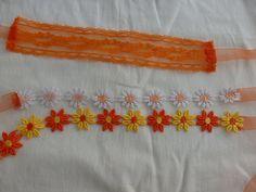 Lace Flower Choker Daisy Choker Daisy Choker Boho by ScarfFX