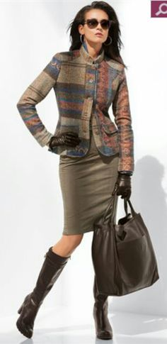 Fall look...www.madeleine.co.uk