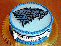 Tarta Juego de tronos :) Game of thrones cake | Pastry & bakery ...
