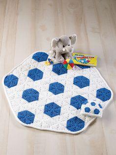 Crochet Gift Patterns for Babies & Kids - Soccer Star