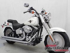Harley-Davidson : Softail 2002 HARLEY DAVIDSON FLSTF FAT BOY