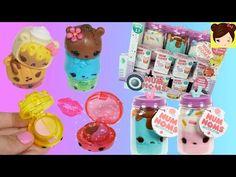 Balsamos Brillos labiales de Sabores Raros y Esmaltes de Uñas De Helados Para Niñas - YouTube