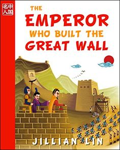 The Emperor Who Built The Great Wall (illustrated kids bo... https://www.amazon.com/dp/B00TAUX224/ref=cm_sw_r_pi_dp_x_Gg4Vxb0S0APV8 -DID YOU KNOW that China was named after its first emperor—the brilliant, all-powerful emperor who built The Great Wall? In this book, read about his interesting life and how he became one of the most important men in Chinese history.