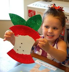 preschooler activity I might do with my girls because, well, I am the teacher…