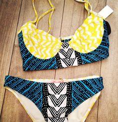 ebb5d874c36257 Zusehen ist ein Mara Hoffman Bikini. Also ich mag ihn ;D #swimwear #