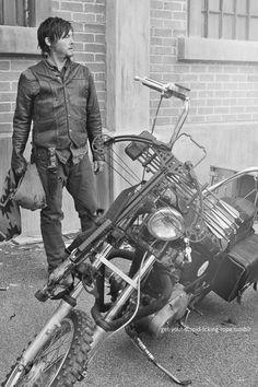 Norman Reedus, aka Daryl Dixon More