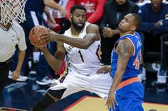 Tyreke Evans goes down with ankle injury | Dr. Parekh = Pelicans Tyreke Evans sprained left ankle. Appears to be a low ankle sprain. Will be day to day. Pain and swelling will…..
