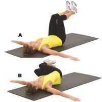 home workout (no equipment)     #health-and-fitness