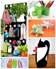 http://www.refabdiaries.com/2013/11/upcycle-shampoo-bottles.html