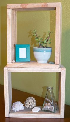 Reclaimed/Salvaged Wood Floating Shelves for Home Decor Display, Set of 3 by SitkaTreesSaltySeas on Etsy
