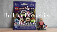 LEGO Mr Incredible Minifigure 71012-13 Disney Series Review