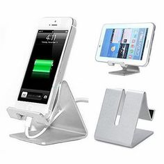 Find More Holders & Stands Information about Aluminum Tablet Stand Phone Holder Stand for iPhone 6 6 plus 4 4s 5 5s 5c iPad 2/3 air mini Desktop supporto da tavolo cellulare,High Quality phone,China tablet bracket Suppliers, Cheap tablet pc gps tv from beautiful daybreak on Aliexpress.com