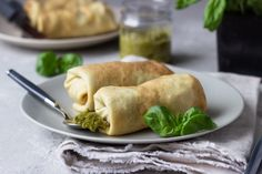 5 recipes for pancakes stuffed with broccoli that you can include at breakfast to lose weight - lose weight at home - TABEA Crepes Rellenos, 5 Recipe, Broccoli Salad, Lose Weight At Home, Nachos, Oreo, Pancakes, Health Fitness, Canning