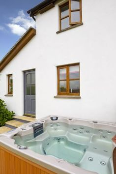 Cottages in Cornwall with hot tub - Bude, Cornwall, England