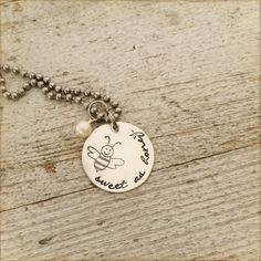 Image of Sweet as Honey necklace