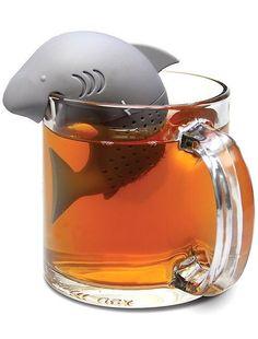 Shark Tea Infuser ♥ Must have.