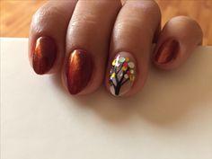 Atumn nails