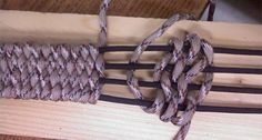 How to make a paracord rifle sling, bracelet, keychain, and watchband