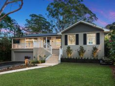 5 bedroom house for sale Wahroonga -  14 Koora Avenue