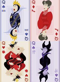 Queens of Evil