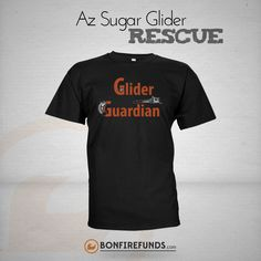 Only 14 hours left to get your Glider Guardian T-shirts, Kids shirts, Long sleeve shirts and hoodies! https://www.bonfirefunds.com/glider-guardian-apparel