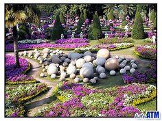 Suan Nong Nooch Tropical Gardens - Thailand