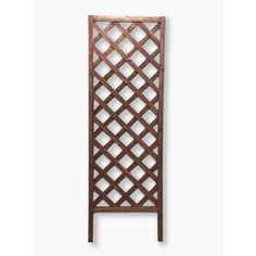 24 in w x 72 in h brown garden trellis at lowes 5 of 20 Cute Trellis At Lowes 2019 Patio Trellis, Clematis Trellis, Arbors Trellis, Wood Trellis, Diy Trellis, Pergola Shade, Diy Pergola, Pergola Ideas, Trellis
