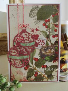 A Passion For Cards: Demo at Paperworks, Linen Green, Dungannon - Saturday 8th November