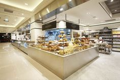 Dean & Deluca have used Cada for all their international stores