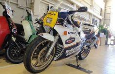 NSR250R SP2型 68,000円 MC18 走行 10,379km エンジン焼き付き