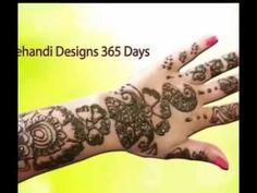 Beautiful Latest Henna Designs, Henna designs for beginners, Henna desig...
