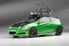 Honda CR-Z at SEMA Picture #29
