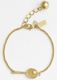 Cute Kate Spade Tennis Bracelet