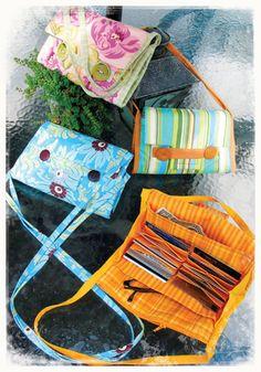 Favorite Things - A Wallet Purse-favorite things, a wallet purse, bag pattern, purse pattern, wallet pattern