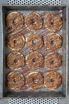 "Homemade ""Samoas"" (Grain Free, Paleo, Primal) via DeliciouslyOrganic.net"