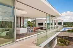Image result for modern house plans with 180 degree view